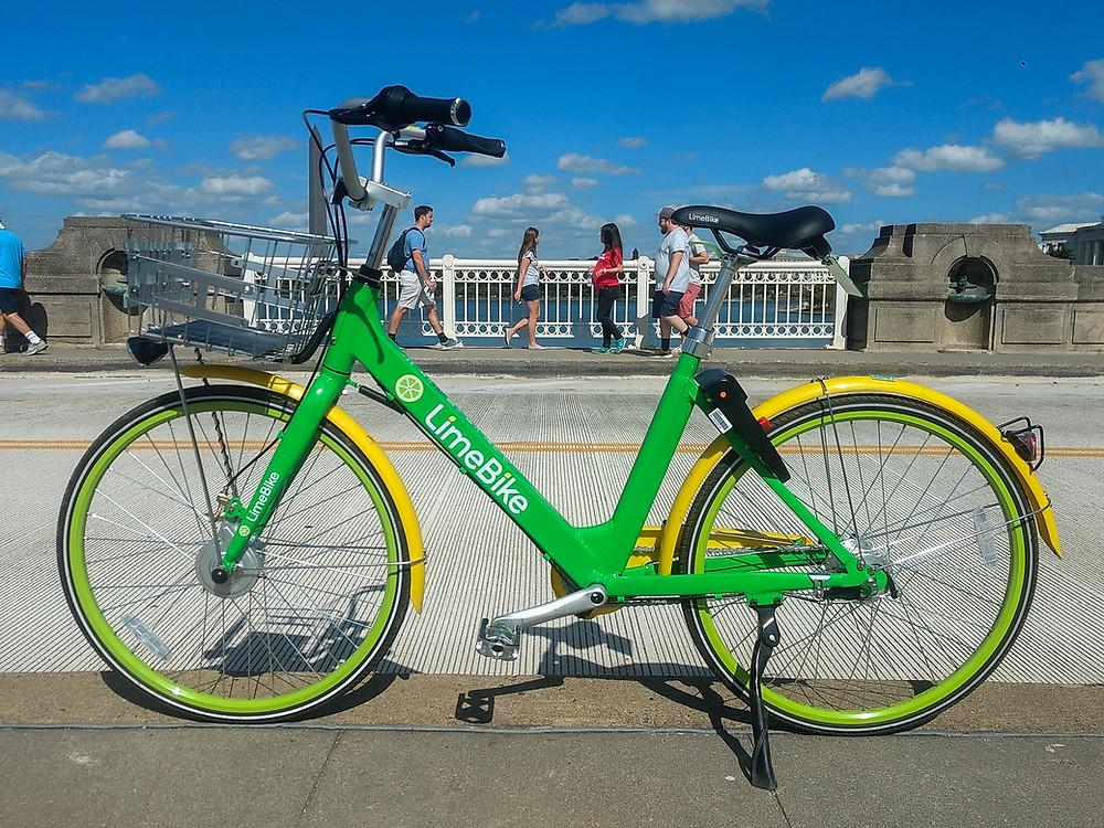 LimeBike Bike Share