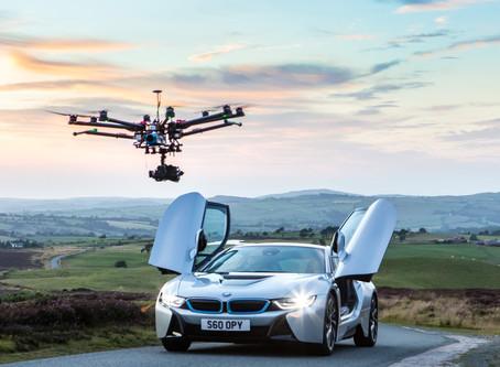 DJIS1000 meets BMW i8