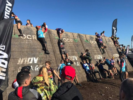 Freelance: OCR World Champs 2018