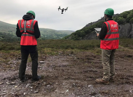 Dinowrig Quarry Mapping