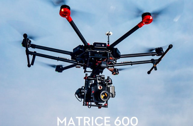 DJIM600 UAV Drone