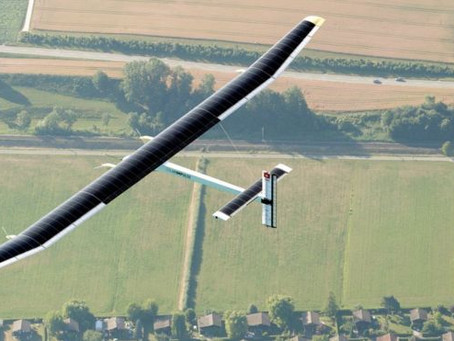 Solar Impulse: sun-powered plane completes round-the-world adventure