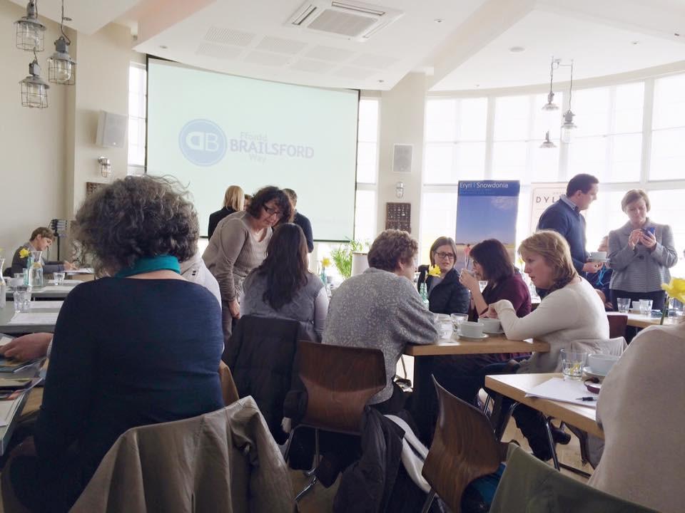 Gwynedd Business Tourism Workshop at Dylan's in Criccieth