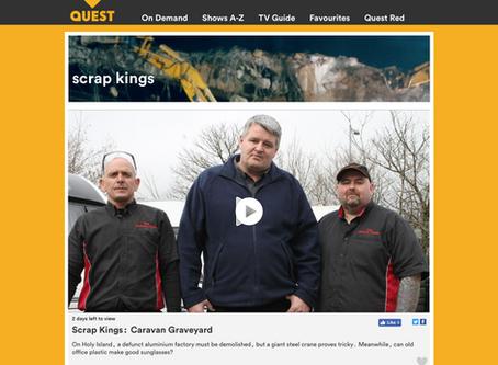 Scrap Kings: Caravan Graveyard | Quest TV