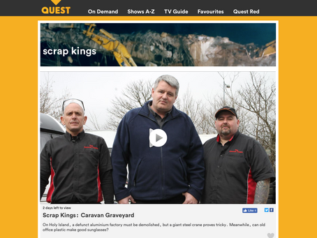 Scrap Kings: Caravan Graveyard | Quest TV