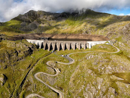 Full Production: Ffestiniog Dam Upgrade Project