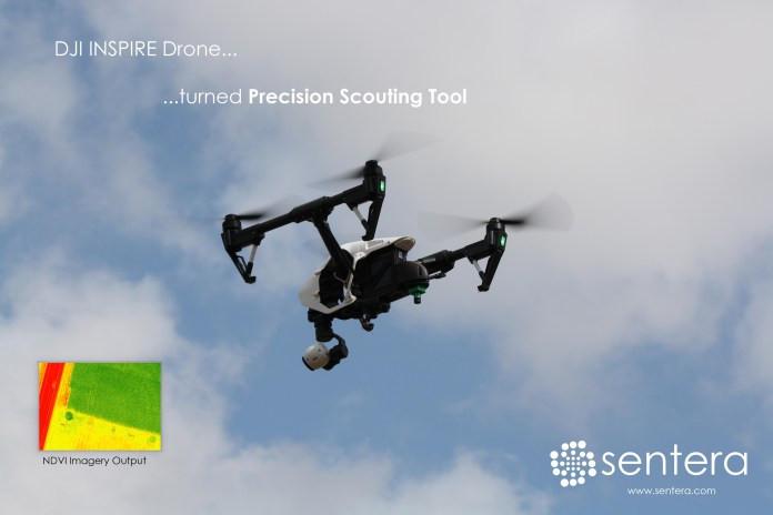 DJI Inspire Drone UAV