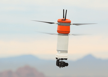 Sprite, coaxial helicopter