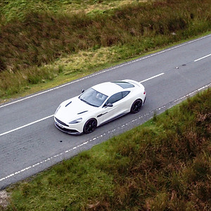 Aston Martin Vanquish S, Pocketwatch Films