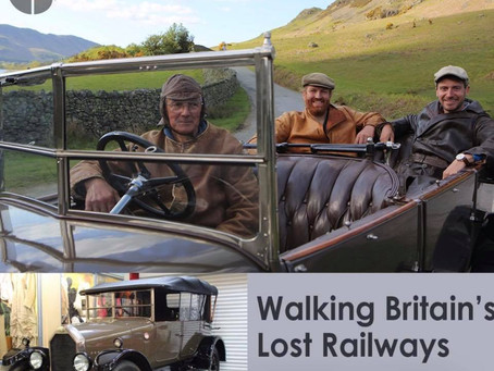 Freelance: Walking Britains Lost Railways