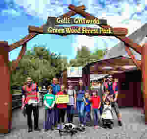 Greenwood Forest Park crew photo