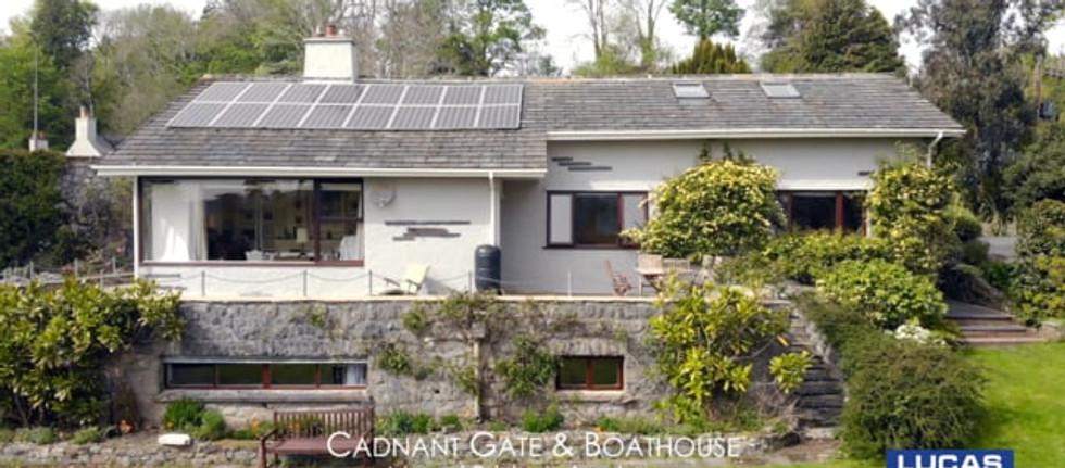 Property - Cadnant Gate & Boathouse