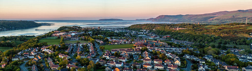 Bangor Panoramic