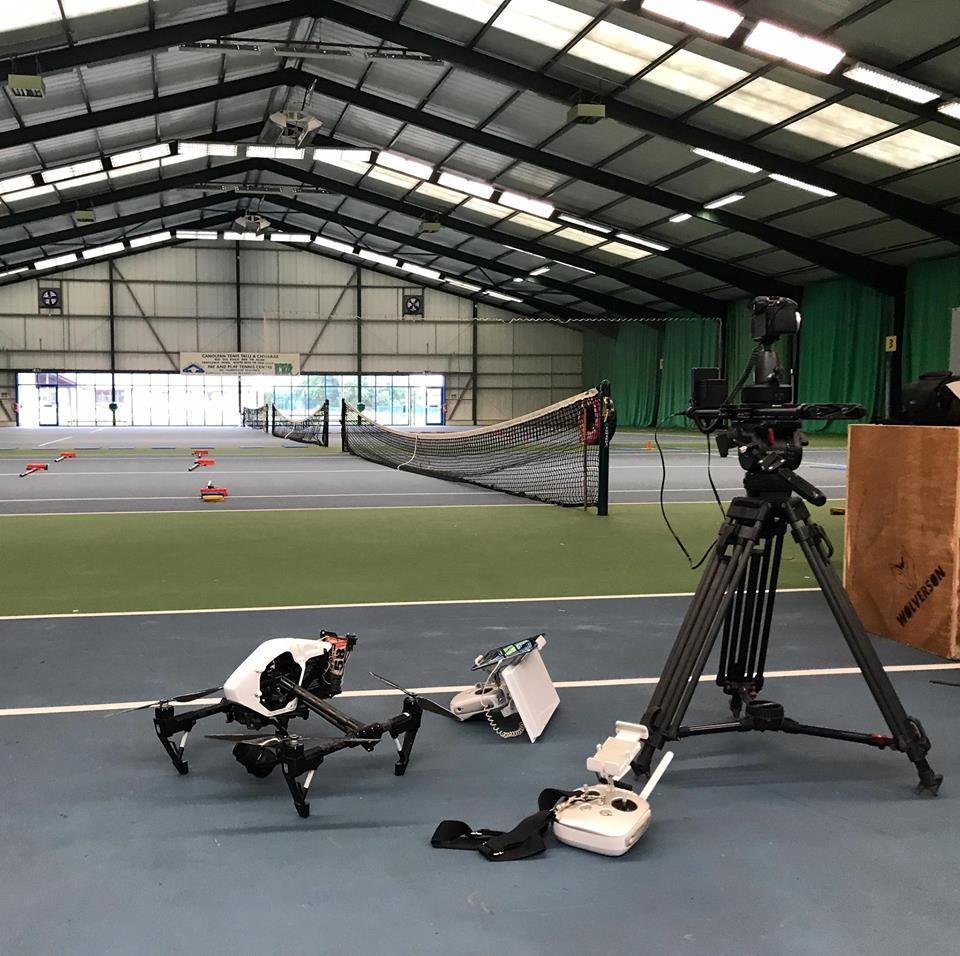 DJI Inspire Pro, Drone, UAV, Video, Rhino Arc