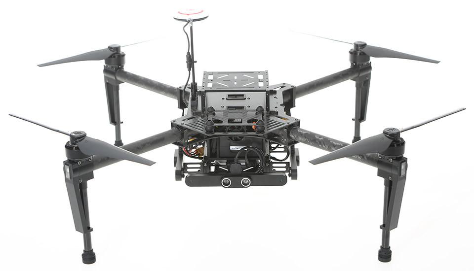 DJI Matrice. Drone UAV UAS