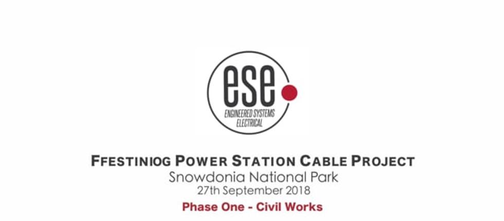 ESE Limited - Ffestiniog Power Station