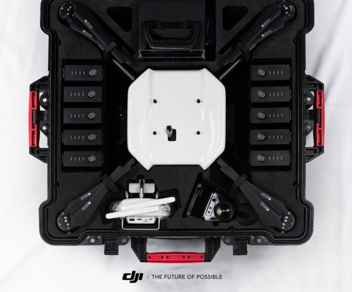 DJI Wind 1 drone UAV