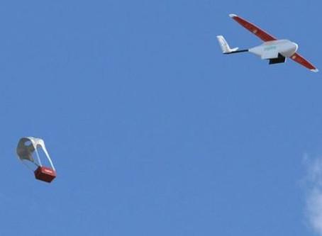 Rwanda begins Zipline commercial drone deliveries