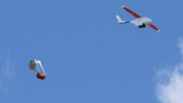 Zipline Commercial Drone, UAV