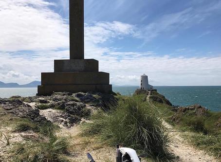 Freelance: BBC Historical Documentary Filmed in Anglesey