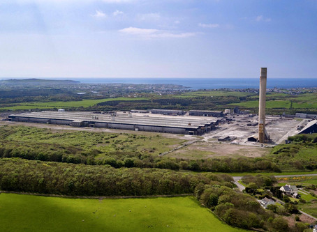 Orthios Site in Holyhead Continues With Demolition