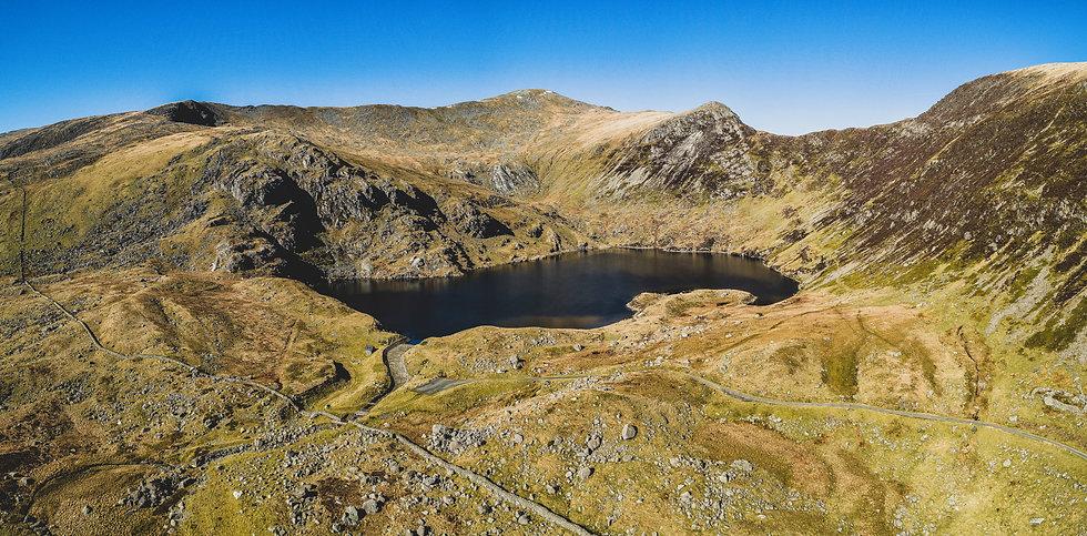 Ffynnon Llugwy Snowdonia