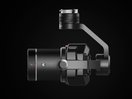 DJI Reveals Zenmuse X7, The World's First Super 35 Digital Film Camera Optimized for Professional Ae