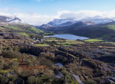 Llyn Nantlle Uchaf, Snowdonia