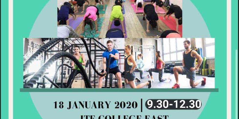 Let's Get Fit Boot Camp