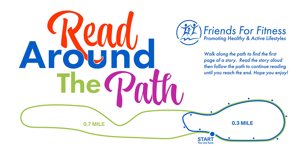 Read Around The Path: Calling all local authors!