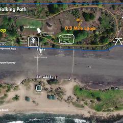 Maka'eo Walking Path