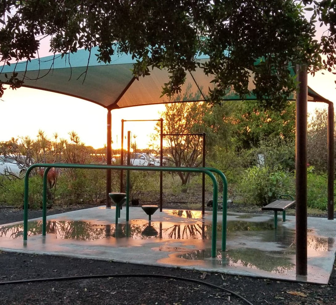 Exercise Pavilion