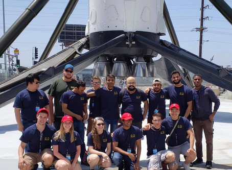 Day 2 - SpaceX Hyperloop Pod Competition