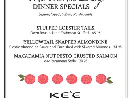 Mother's Day 2021 | Ke'e Grill Boca Raton | Restaurant