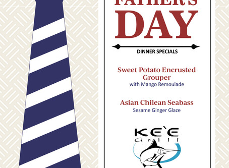 Father's Day 2019 | Restaurant Boca Raton Specials
