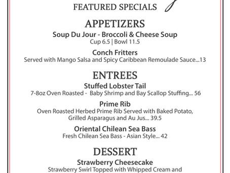 Mother's Day 2021 | Crow's Nest Restaurant | Venice, FL
