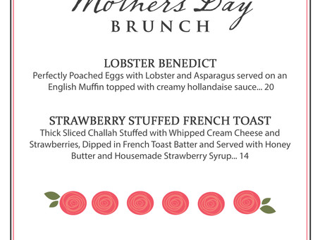 Mother's Day Brunch Specials 2021 | Henry's Delray Beach