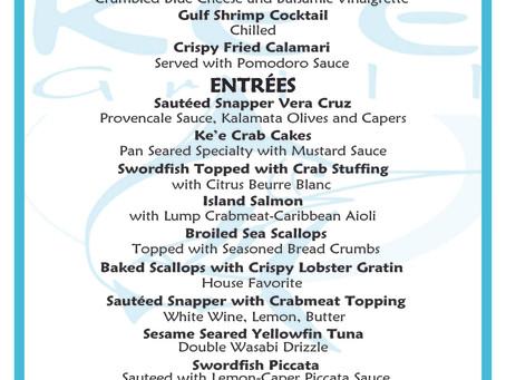 3 Course Prix Fixe is Here | Restaurant Boca Raton, FL