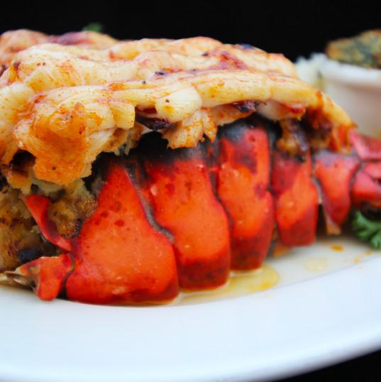Stuff Lobster Tails Ke'e Grill Boca Raton