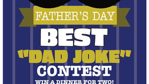 """Father's Day """"BEST DAD JOKE"""" Contest 