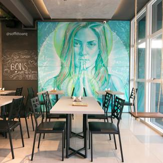 Cafeteria e Lanchonete - Bella Mandala