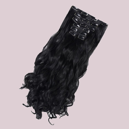 Body Wave Clip-In Extensions