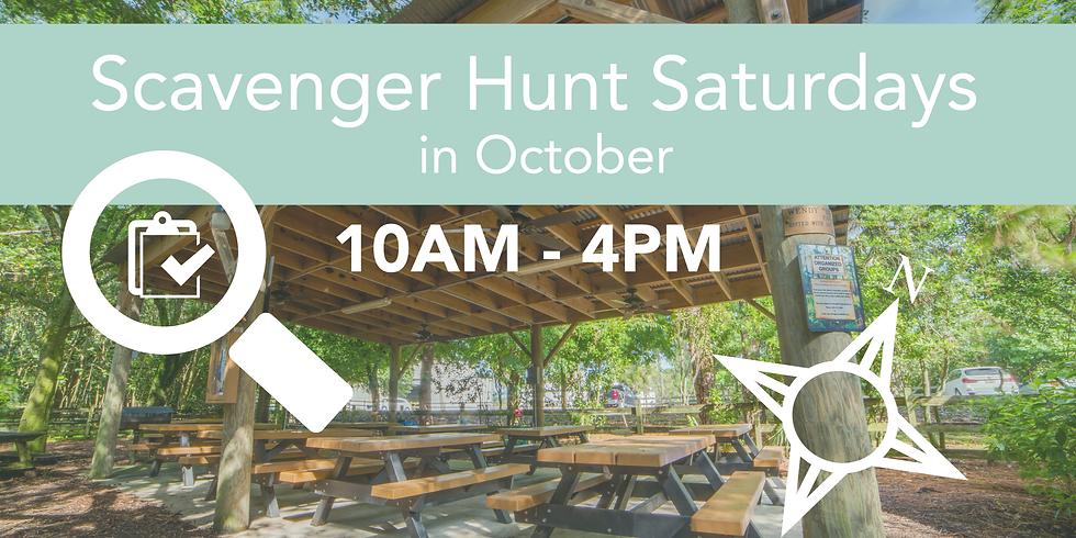 Scavenger Hunt Saturdays
