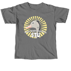 Stu the Black-bellied Whistling Duck T-Shirt