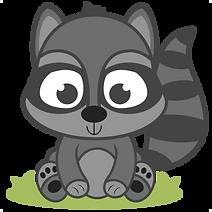 baby raccoon cartoon.png