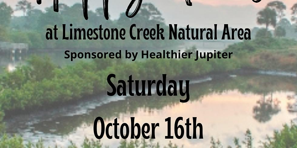 Happy Trails Walk at Limestone Creek Natural Area