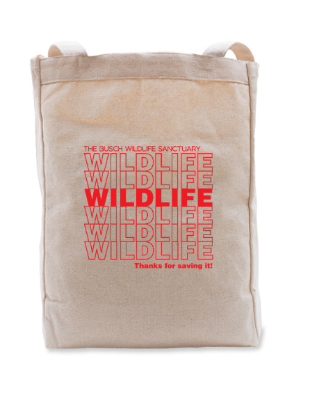 Wildlife Canvas Tote Bag