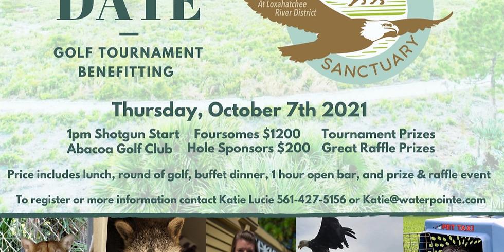 Golf Tournament to Benefit Busch Wildlife