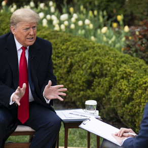 President Trump Wants The Economy Re-Open By Easter