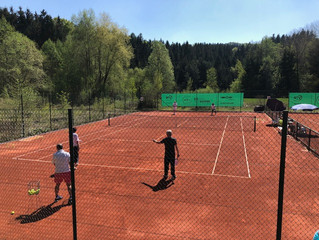 Tennissaisoneröffnung 01.05.2019